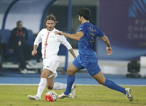 Đội siêu sao Becks, Nesta, Figo tỏa sáng ở Kuwait - 3