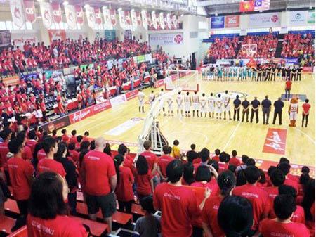 """Saigon Heat lần thứ 2 làm nhà vô địch Thái Lan """"ôm hận"""" - 4"""