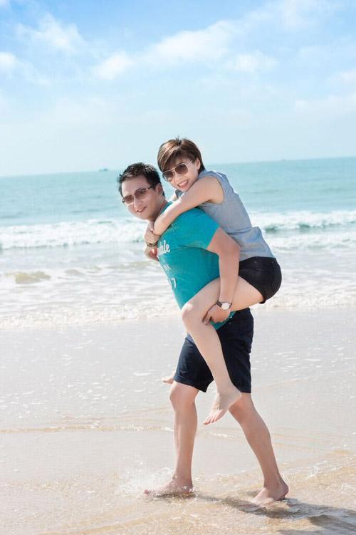 Cặp uyên ương Singapore đẹp lung linh giữa biển trời Việt - 13