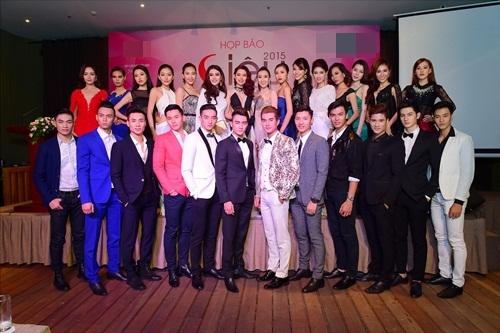 Lộ diện dàn trai xinh gái đẹp của Siêu mẫu Việt Nam - 1