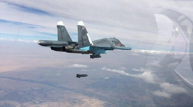 Iraq: Mỹ không kích nhầm khiến 20 lính Iraq thiệt mạng - 1