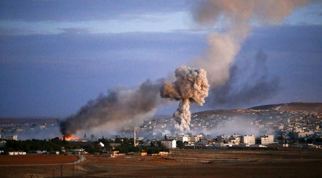 Iraq: Mỹ không kích nhầm khiến 20 lính Iraq thiệt mạng - 2