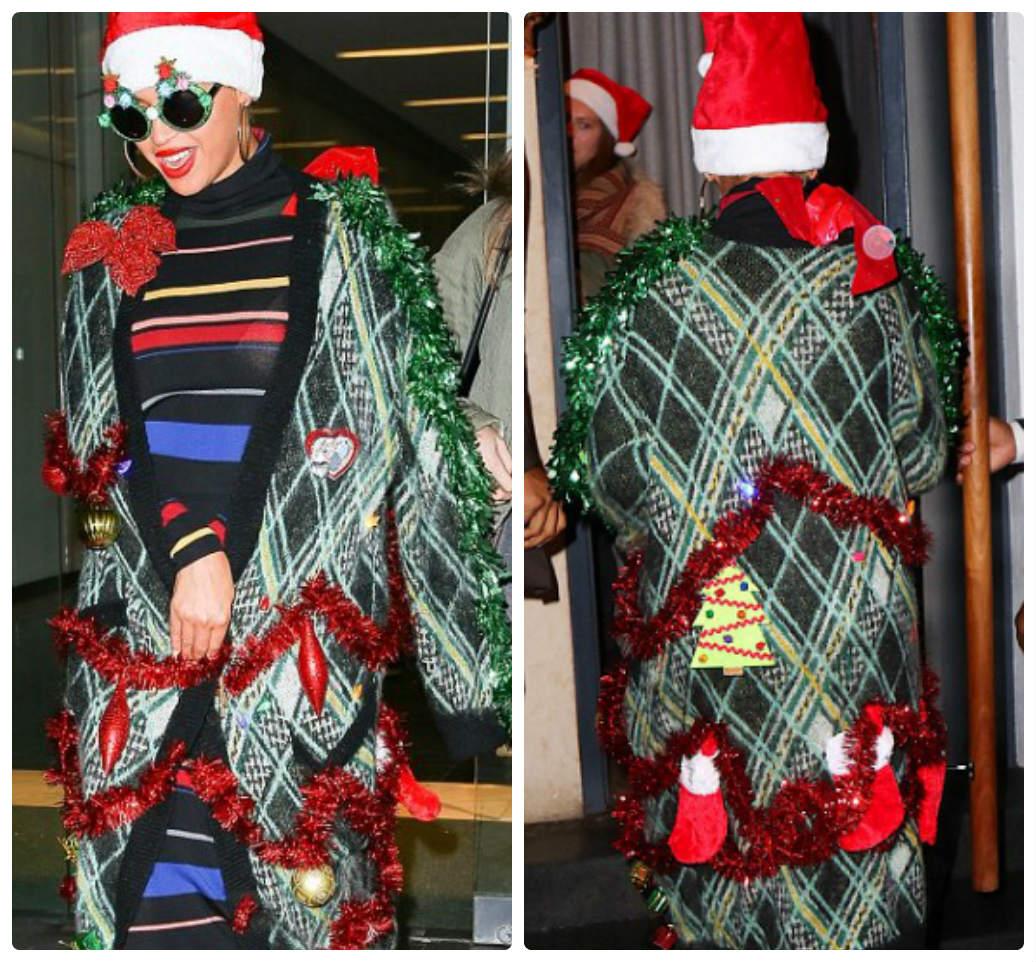 """""""Đột nhập"""" nhà sao Hollywood xem không khí Giáng sinh - 1"""