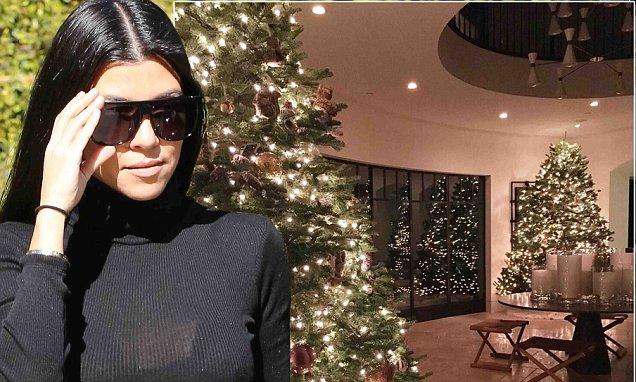 """""""Đột nhập"""" nhà sao Hollywood xem không khí Giáng sinh - 4"""