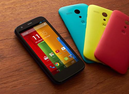 Top smartphone giá rẻ, cấu hình ổn 'hot' nhất 2015 - 2