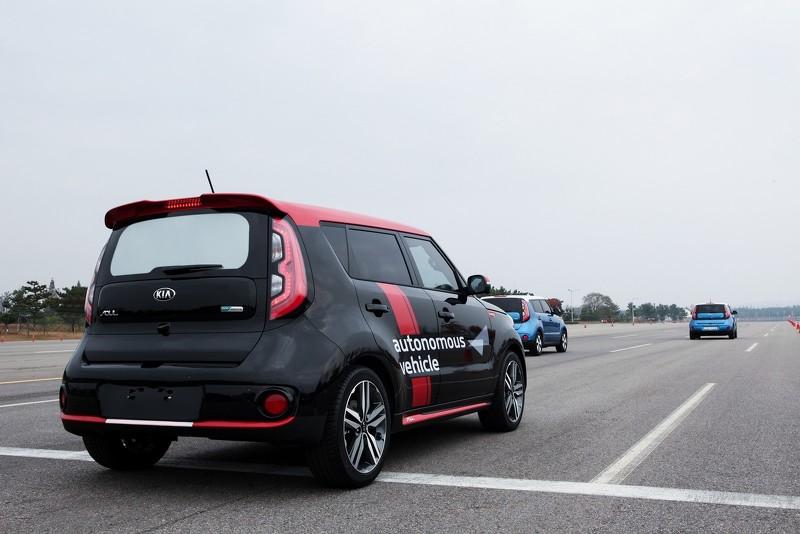 Kia sẽ có xe lái hoàn toàn tự động vào năm 2030 - 1