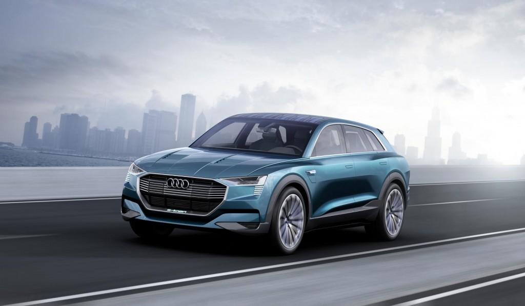 Audi H-tron quattro concept sắp ra mắt - 2