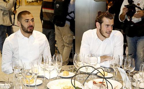 Real: Bữa tiệc Giáng sinh ảm đạm của Ronaldo, Bale - 3