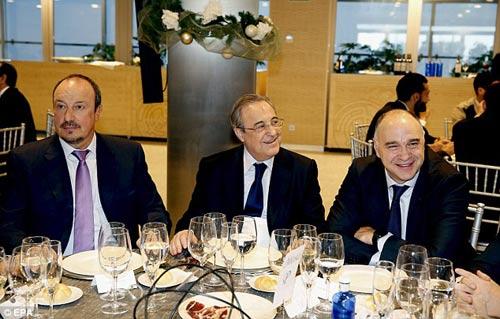 Real: Bữa tiệc Giáng sinh ảm đạm của Ronaldo, Bale - 5