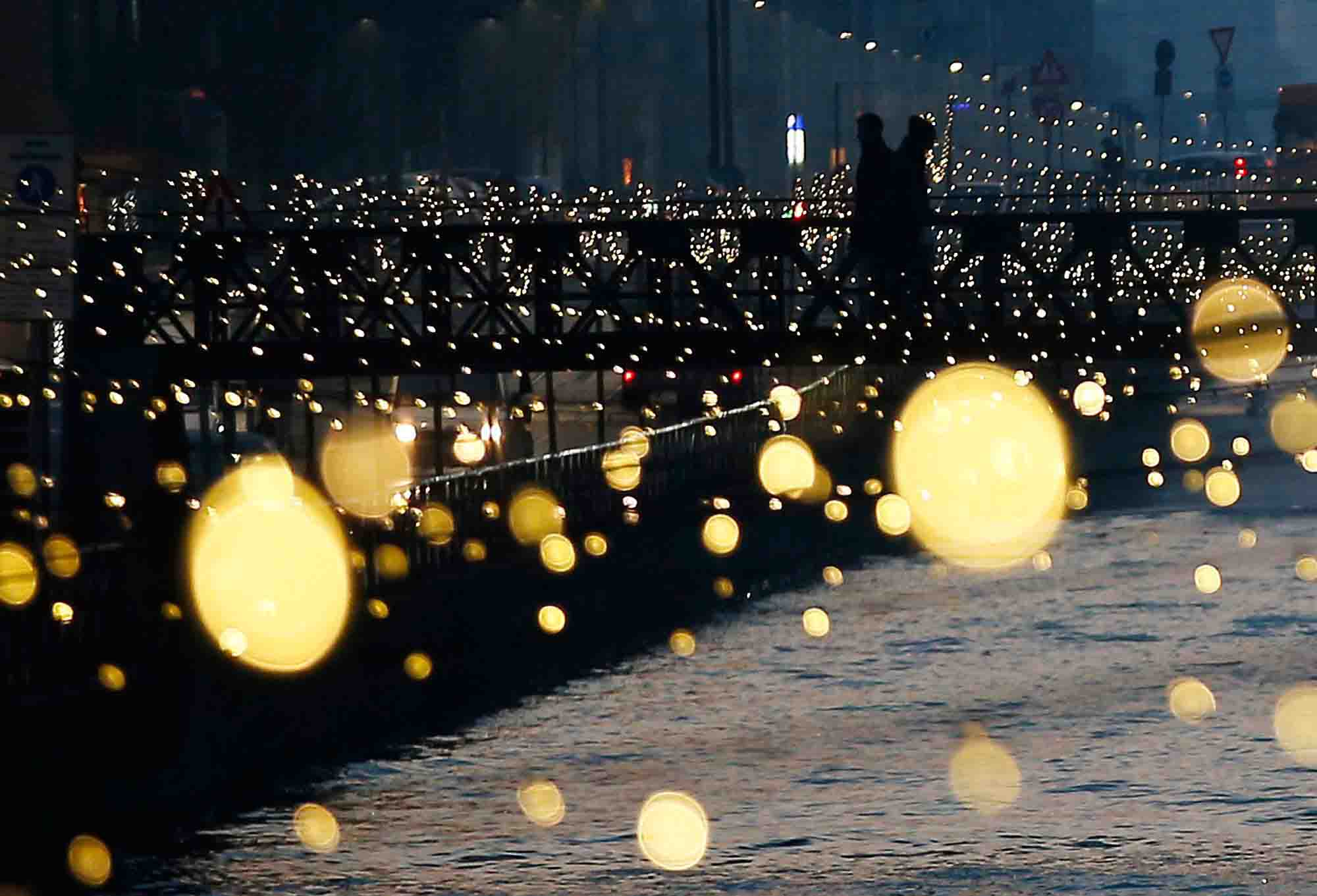 Ảnh: Thế giới tràn ngập không khí Giáng sinh - 12