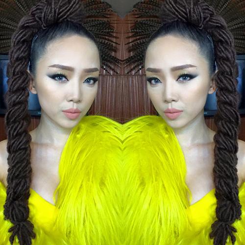 Facebook sao 19/12: Quỳnh Chi khoe ảnh 'cục vàng bé bỏng' - 5