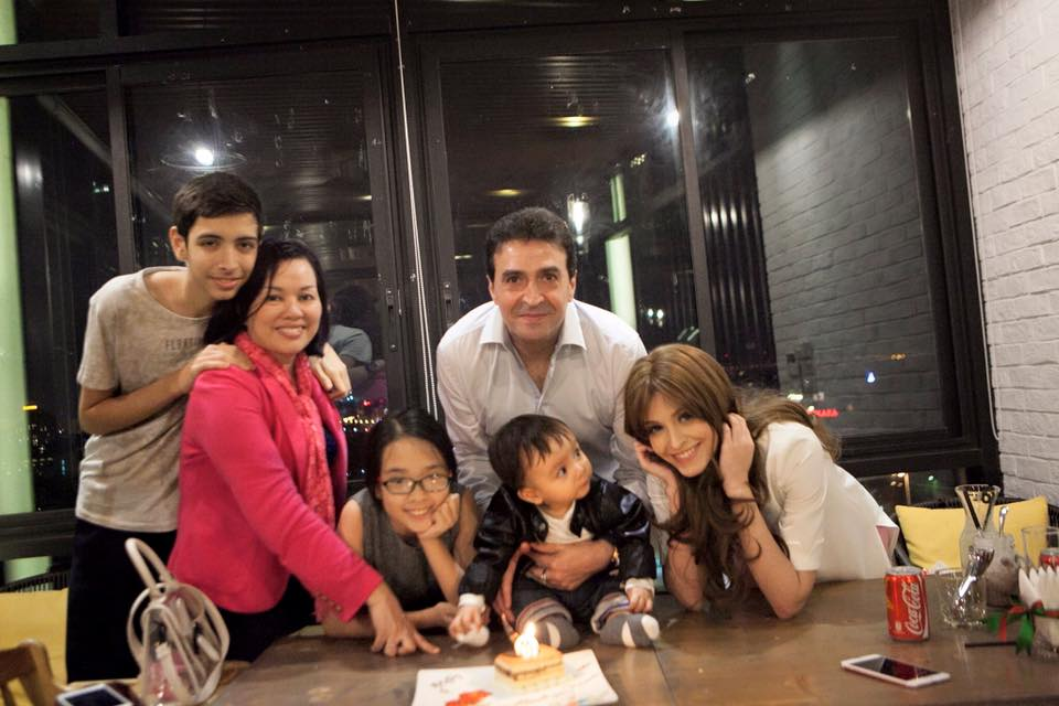 Facebook sao 19/12: Quỳnh Chi khoe ảnh 'cục vàng bé bỏng' - 12