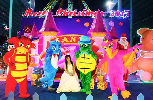 Đến Suối Tiên đón Giáng sinh, mừng năm mới - 5