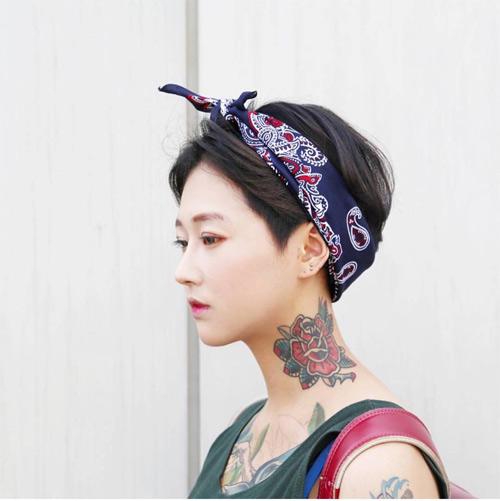 Nữ thợ xăm có vẻ đẹp búp bê gây sốt tại Hàn Quốc - 11