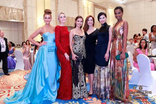 Đại diện Tây Ban Nha trở thành tân Hoa hậu Thế giới - 9