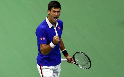 """Những """"ông vua"""" của làng tennis nam thế giới 2015 - 1"""