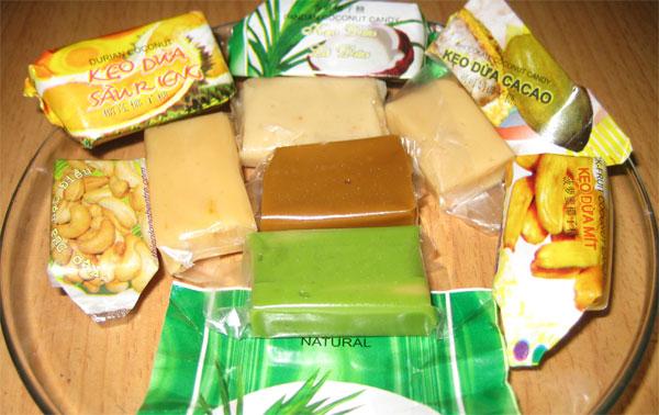 Những món ngon dân dã từ dừa chỉ có ở Bến Tre - 1