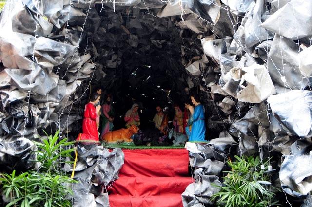 Ảnh: Các nhà thờ lớn ở HN trang hoàng lộng lẫy đón Noel - 14