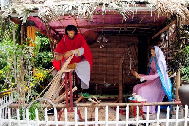 Ảnh: Các nhà thờ lớn ở HN trang hoàng lộng lẫy đón Noel - 15