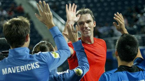 Tennis Ngoại hạng: Rượt đuổi kịch tính, đội Cilic thua đau - 2