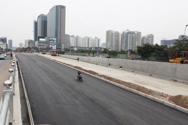 Toàn cảnh hầm chui hiện đại nhất Thủ đô sắp được thông xe - 6