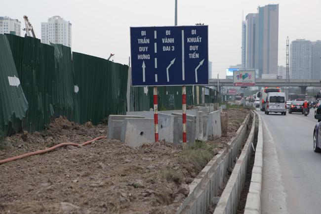 Toàn cảnh hầm chui hiện đại nhất Thủ đô sắp được thông xe - 9