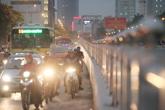 Toàn cảnh hầm chui hiện đại nhất Thủ đô sắp được thông xe - 10