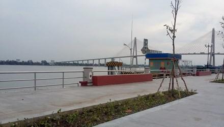 Phát hiện thi thể phụ nữ nổi lập lờ trên sông Tiền - 1