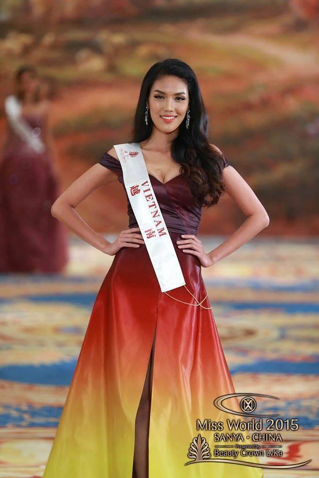 Đại diện Tây Ban Nha trở thành tân Hoa hậu Thế giới - 5