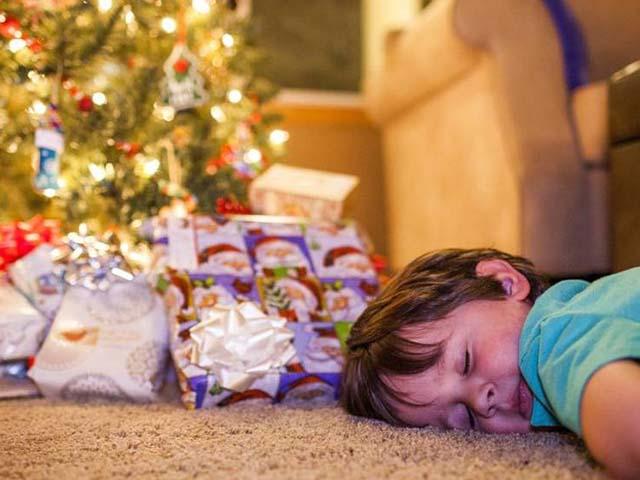 Những phong tục Giáng sinh kỳ lạ nhất trên thế giới - 1