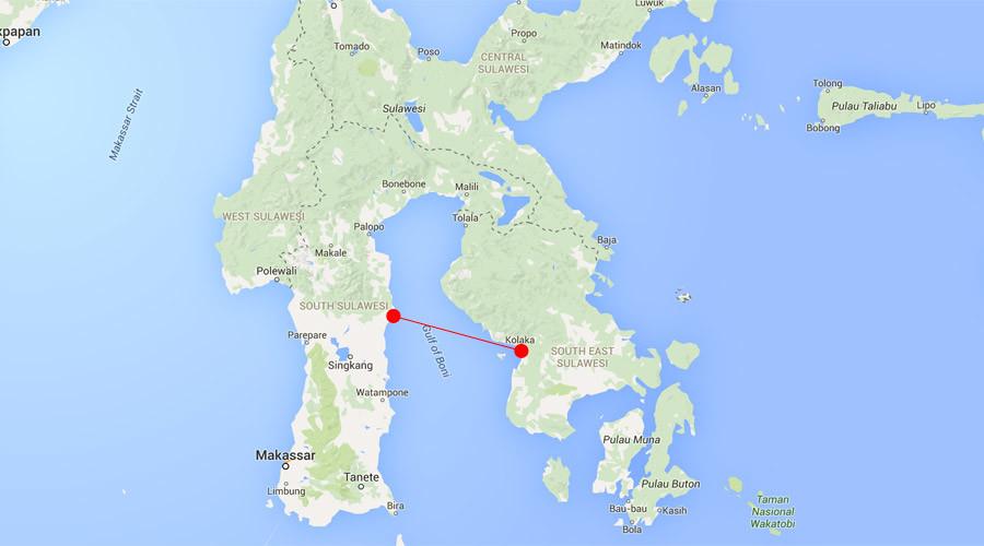 Indonesia: Chìm tàu du lịch, hơn 100 người mất tích - 1