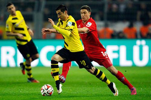 Cologne - Dortmund: Điều chẳng ai ngờ - 1