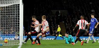 Chi tiết Chelsea - Sunderland: Khởi đầu mới thuận lợi (KT) - 10
