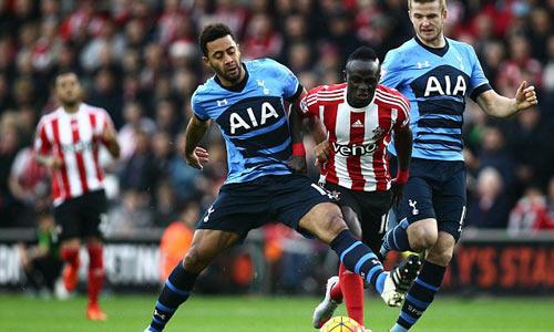 Southampton - Tottenham: Hàng công tỏa sáng - 1