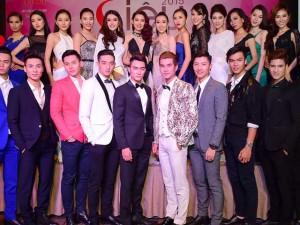 Thời trang - Lộ diện dàn trai xinh gái đẹp của Siêu mẫu Việt Nam