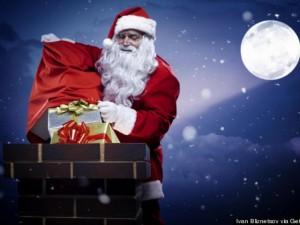 Thế giới - Vì sao Ông già Noel chui qua ống khói tặng quà?