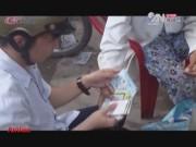 """Video An ninh - Đột nhập chợ mua bán đồ """"chôm"""" giữa Sài Gòn"""