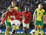 Bóng đá - Chi tiết MU - Norwich: Tắt ngấm hy vọng (KT)