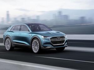 Audi H-tron quattro concept sắp ra mắt