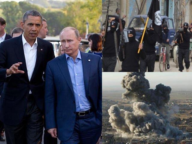 """IS """"giúp"""" Putin và phương Tây xích lại gần nhau - 1"""