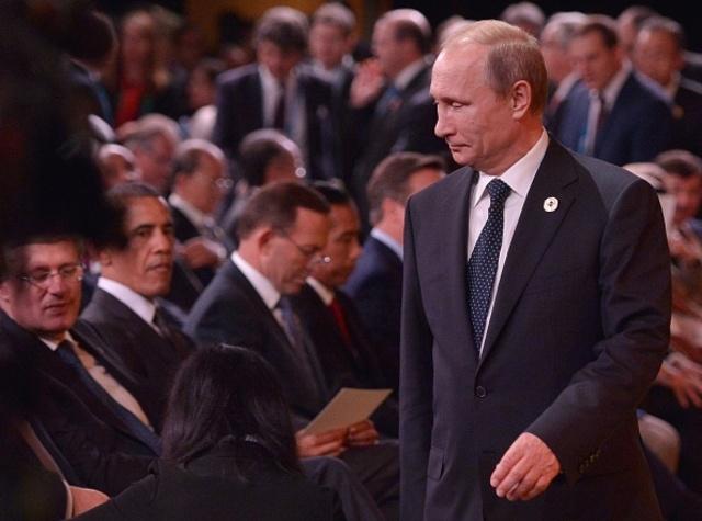 """IS """"giúp"""" Putin và phương Tây xích lại gần nhau - 2"""