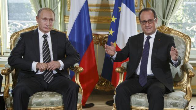 """IS """"giúp"""" Putin và phương Tây xích lại gần nhau - 5"""