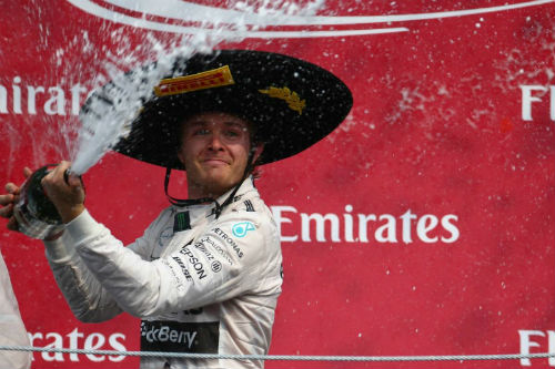 F1 - Nhìn lại mùa giải: Phần 10: Cái kết có hậu cho Nico Rosberg - 2