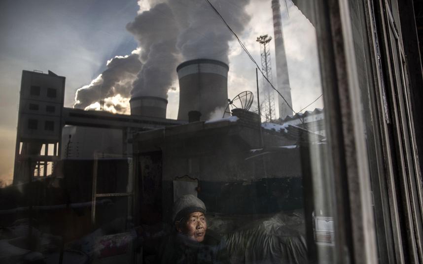 Ảnh: Cuộc sống tại nơi ô nhiễm bậc nhất thế giới ở TQ - 5