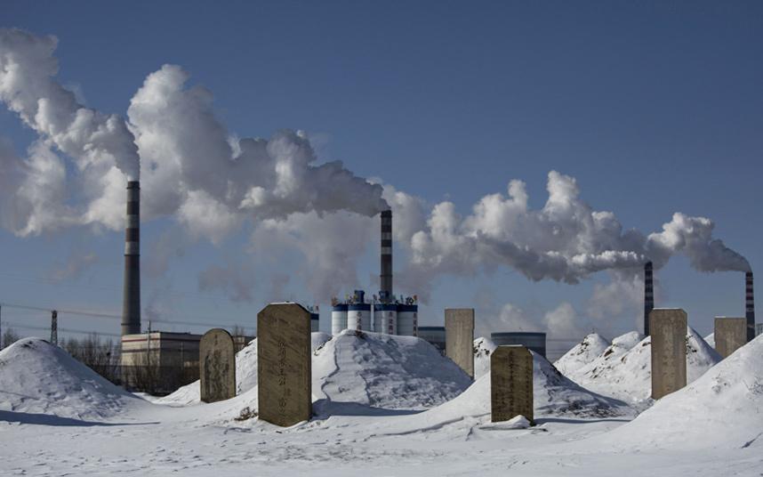 Ảnh: Cuộc sống tại nơi ô nhiễm bậc nhất thế giới ở TQ - 10