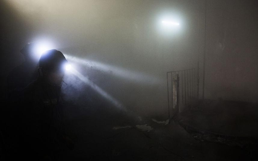 Ảnh: Cuộc sống tại nơi ô nhiễm bậc nhất thế giới ở TQ - 11