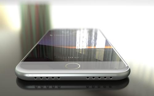 Chiêm ngưỡng 6 phiên bản tưởng tượng về iPhone 7 'cực chất' - 1