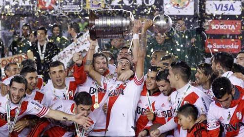 """River Plate - Barca: Có """"M-S-N"""", cúp trong tầm tay - 2"""