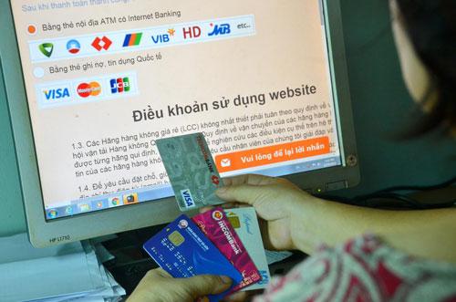 Người Việt vẫn ngại thanh toán qua mạng - 1