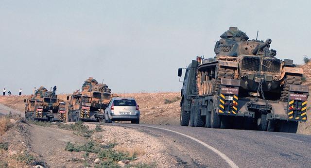 Thổ Nhĩ Kỳ đang rút quân khỏi Iraq - 1